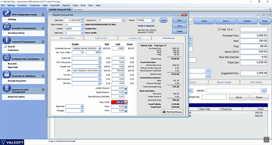 Car Dealer Inventory Software