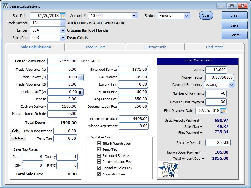 Auto Dealership Management Software